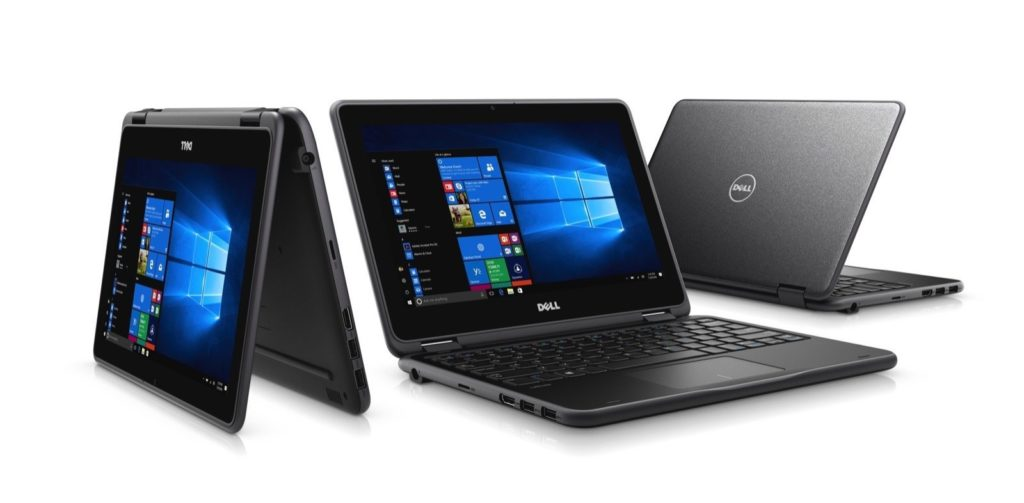 Dell Chromebook 3189 Education 2-in-1: